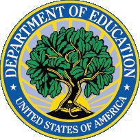 Departamento de Educación de los Estados Unidos logo