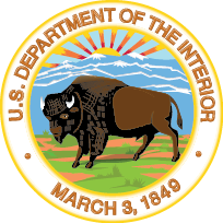 U.S. Department of the Interior logo