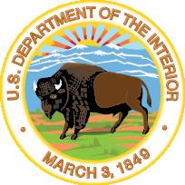 Departamento del Interior de los Estados Unidos logo