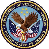 Dpto. de Asuntos de Veteranos de los EE.UU. logo